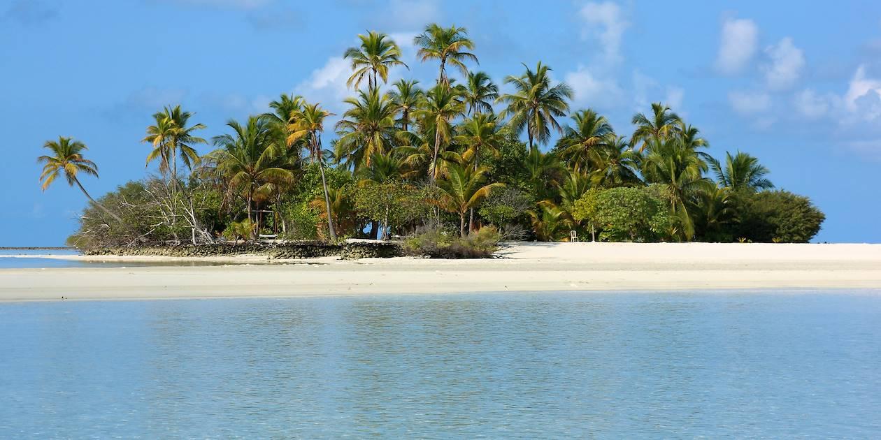 Île déserte - Maldives