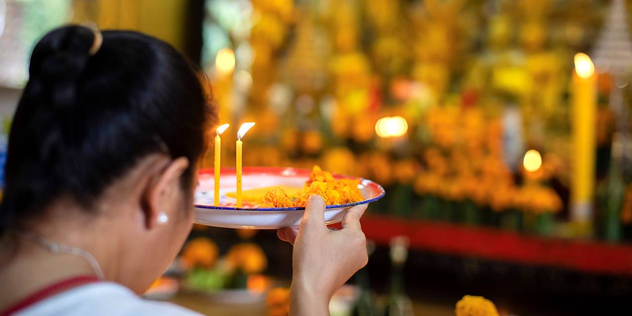 Le temple Vat Simuong - Vientiane - Laos