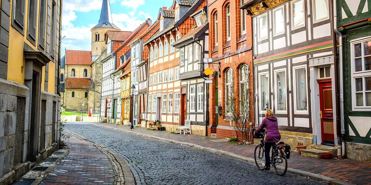 Quedlinburg - Allemagne
