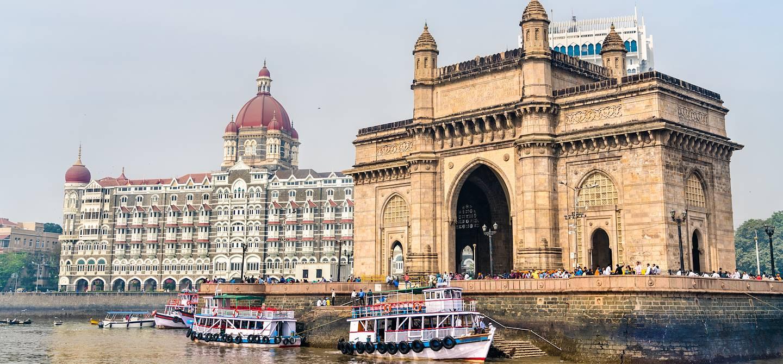 Porte de l'Inde - Bombay - Inde