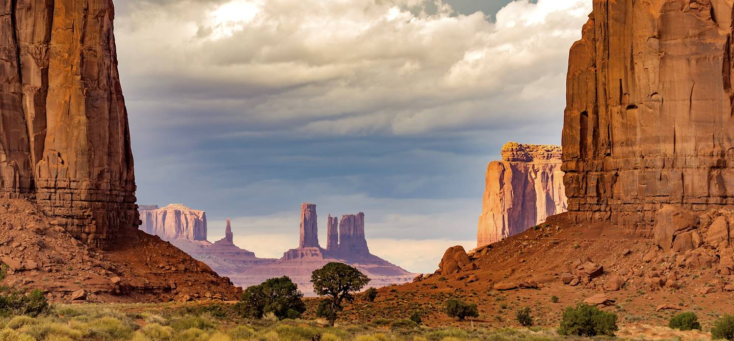 Monument Valley - Utah - Etats-Unis