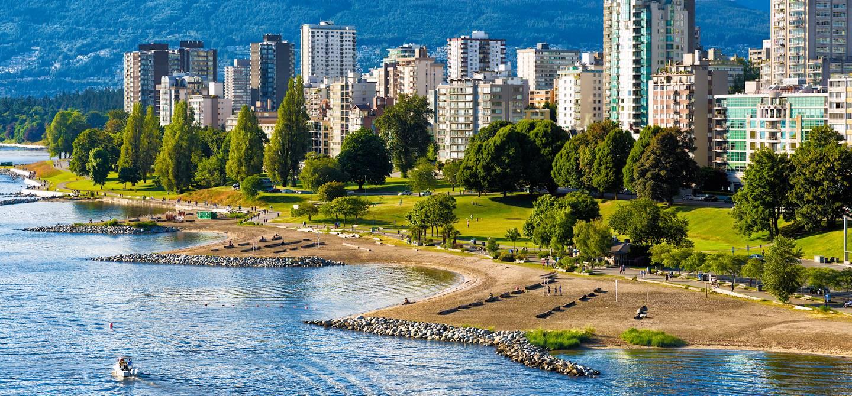 Vancouver - Colombie Britannique - Canada