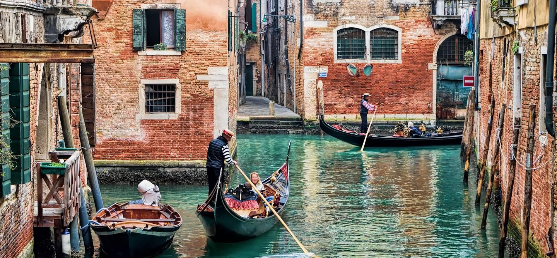 Canal à Venise - Région de la Vénétie - Italie