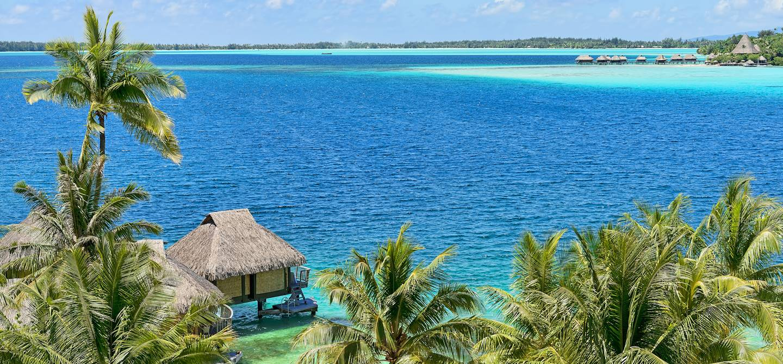 Bora-Bora - Iles-sous-le-Vent - Polynésie