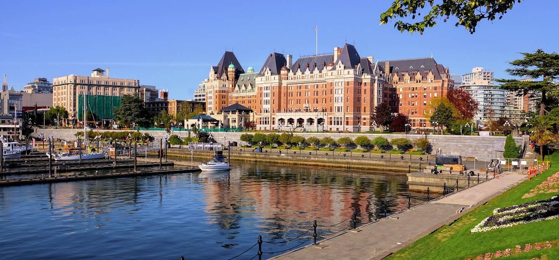 Victoria - Île de Vancouver - Colombie-Britannique - Canada