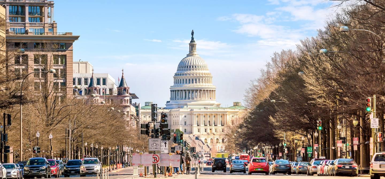 Capitole des États-Unis - Washington DC - Etats-Unis