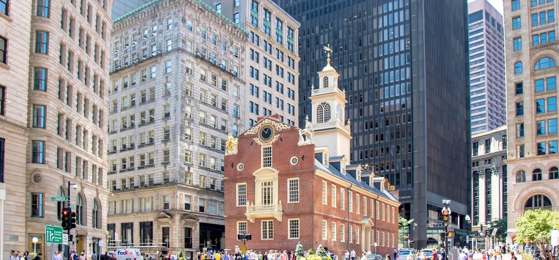 Boston - Massachusetts - Etats-Unis