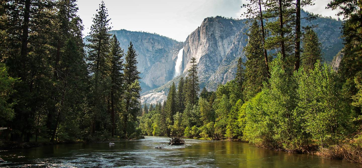 Parc national de Yosemite - Californie - Etats-Unis