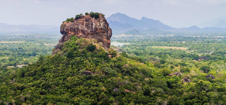 Rocher du lion - Sigiriya - Sri Lanka