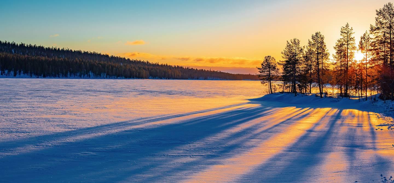 Cercle Polaire Arctique - Finlande