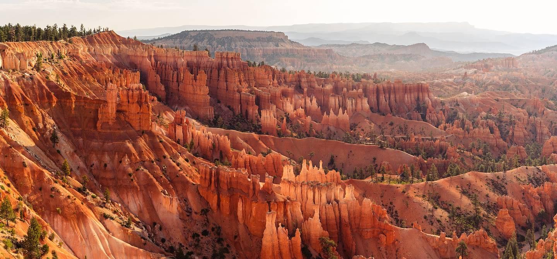 Parc national de Bryce Canyon - Utah - Etats-Unis