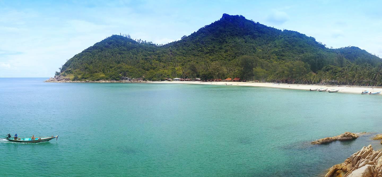 Koh Phangan - Province de Surat Thani - Thaïlande