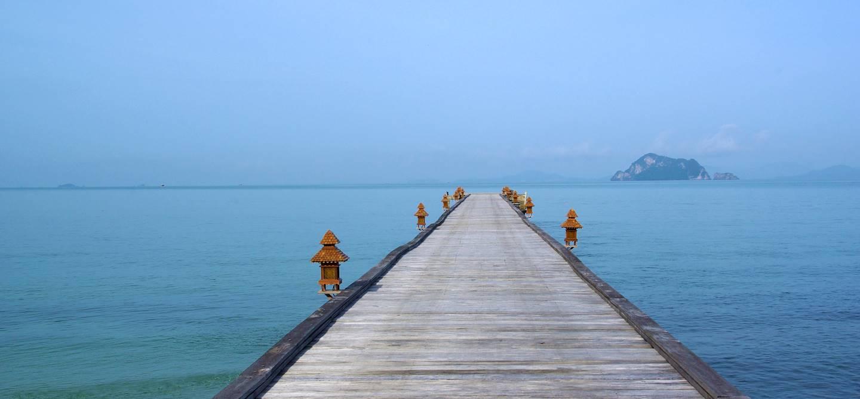 Plage de Koh Yao Yai - Thaïlande