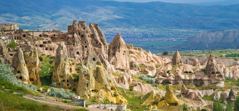 Cappadoce - Région de l'Anatolie - Turquie