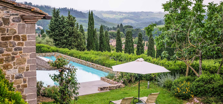 Agriturismo Guardastelle - San Gimignano - Toscane - Italie