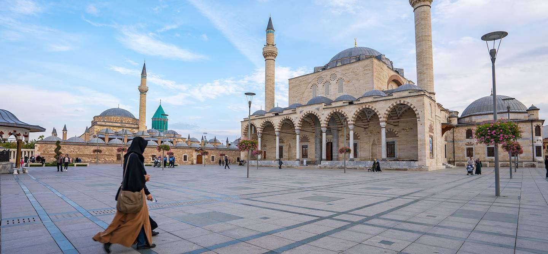 Mosquée Selimiye - Konya - Turquie