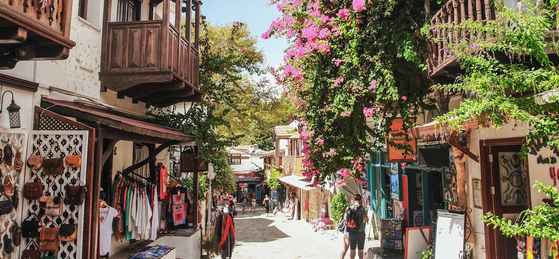 Kas - Côte lycienne - Turquie