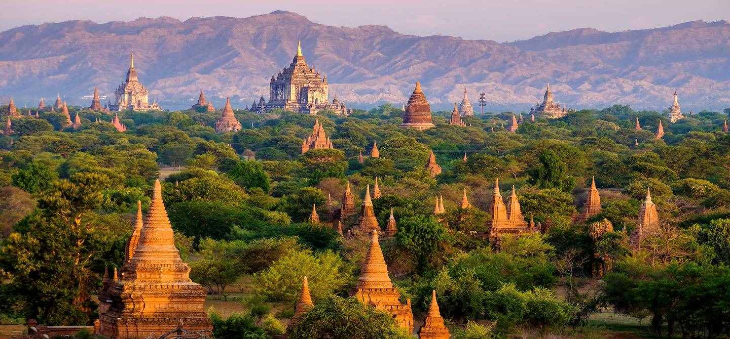 Bagan - Région de Mandalay - Birmanie