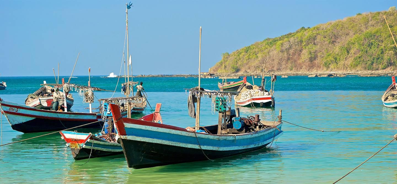 Ngapali Beach - Birmanie