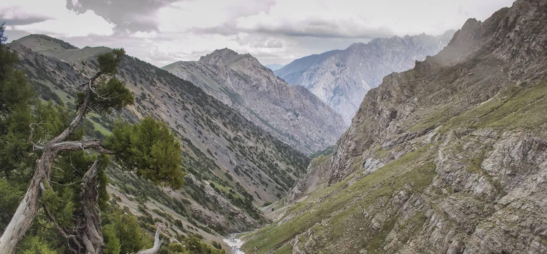 Vallée de Ferghana - Ouzbékistan