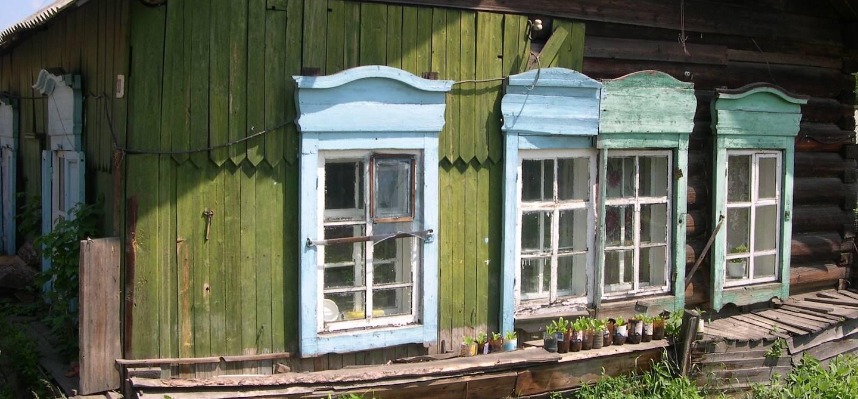 Litsvianka - Sibérie - Russie