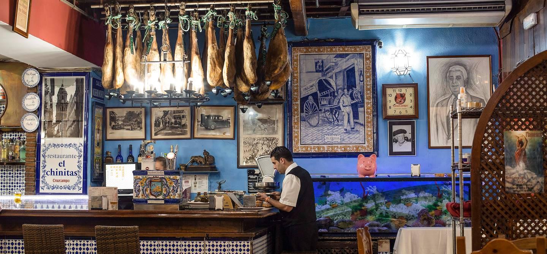 Balade gourmande à Malaga : dégustation de tapas - Andalousie - Espagne