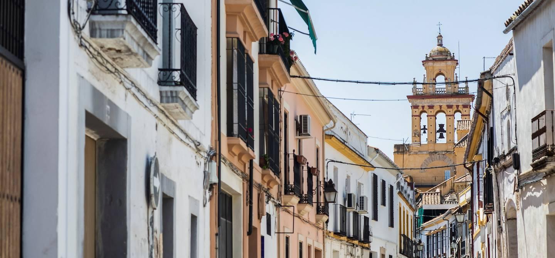 Quartier La Magdalena - Cordoue - Andalousie - Espagne
