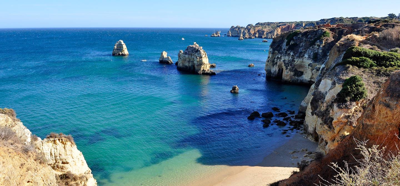 Plage en Algarve - Portugal