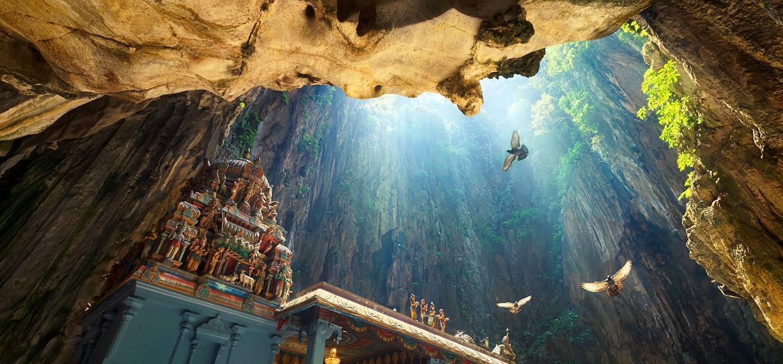 Grottes de Batu - Kuala Lumpur - Malaisie
