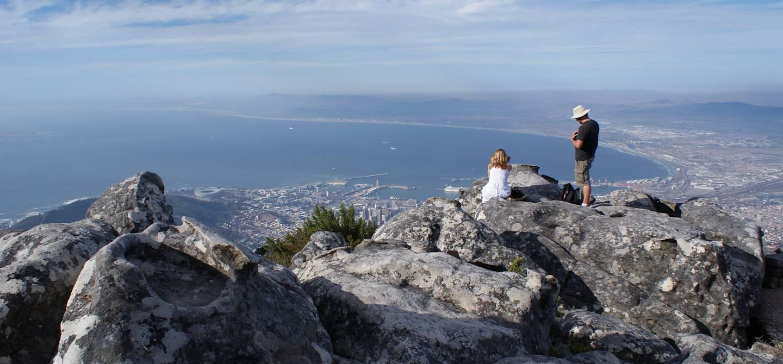 Montagne de la Table - Le Cap - Afrique du Sud