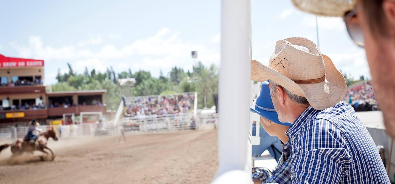 Festival de Stampede de Calgary - Alberta - Canada