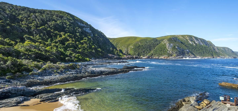 Parc national de Tsitsikamma - Afrique du Sud