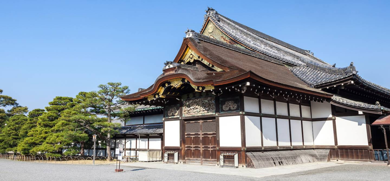 Château de Nijo-jo - Kyoto - Île d'Honshu - Japon