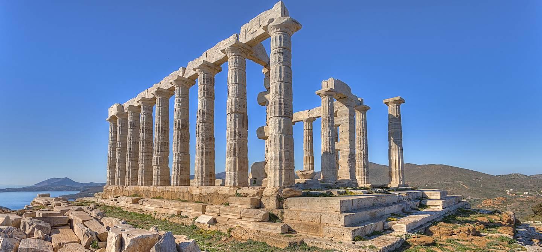 Temple de Poséidon - Cap Sounio - Grèce