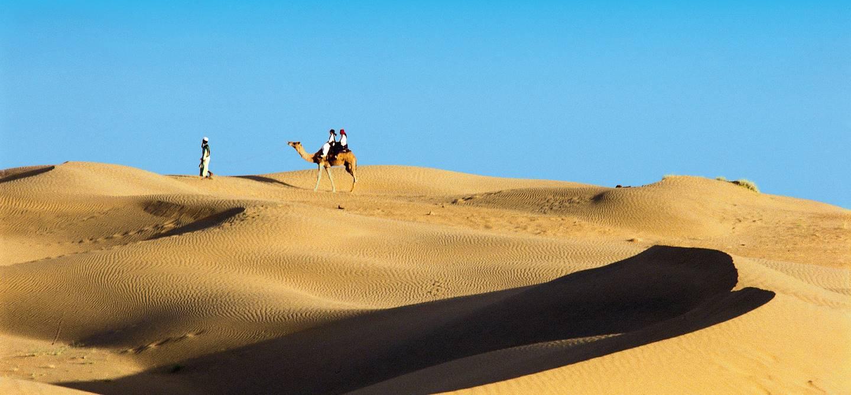 Désert du Thar - Rajasthan - Inde
