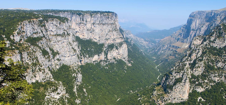Gorges de Vikos - région de l'Epire - Grèce