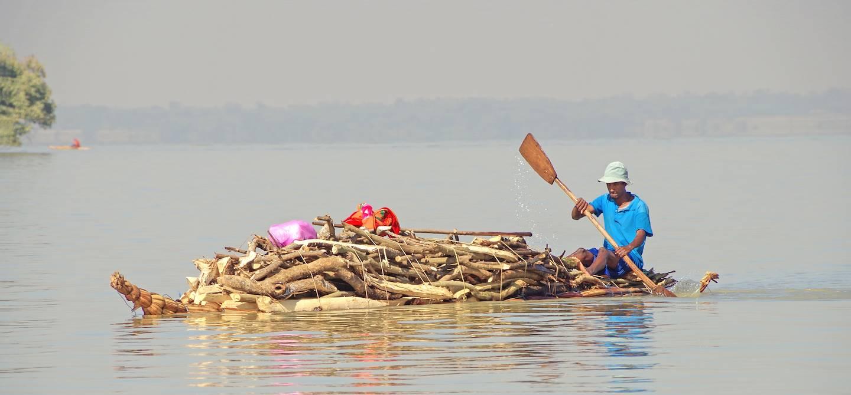 Tankwas sur le lac Tana - Région Amhara - Ethiopie
