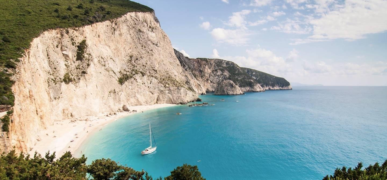 Île de Leucade - îles ioniennes - Grèce