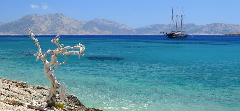 Koufonissi - Petites Cyclades - Grèce