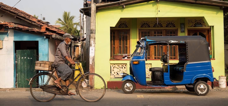Scène de rue - Negombo - Ouest - Sri Lanka