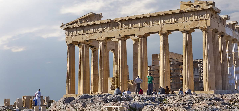Parthénon - Athènes - Grèce