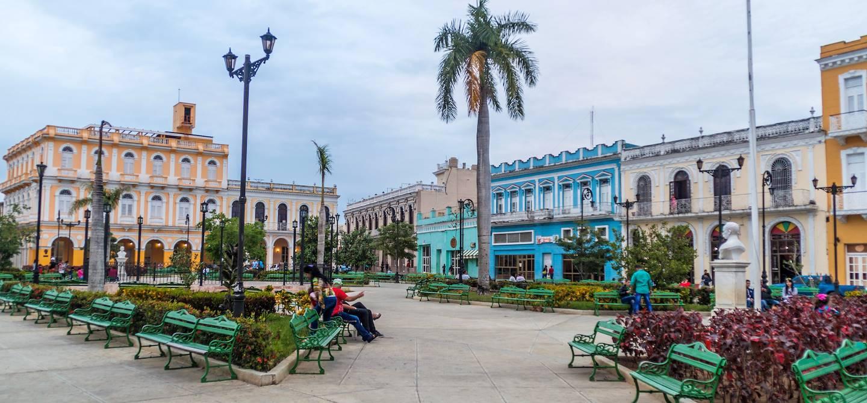 Parc Serafin Sanchez - Sancti Spiritus - Cuba