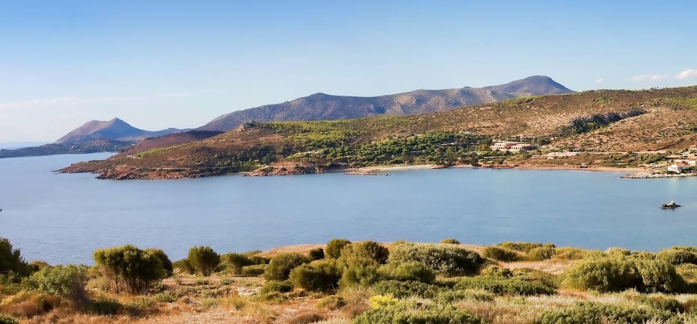Kato Sounio - Lavreotiki - Grèce