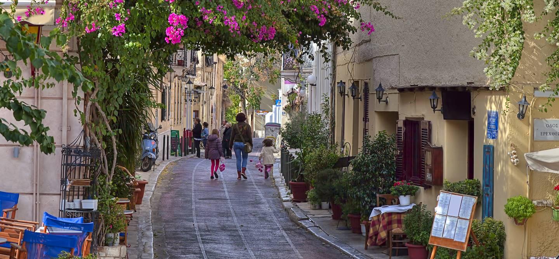 Plaka - Athènes - Grèce