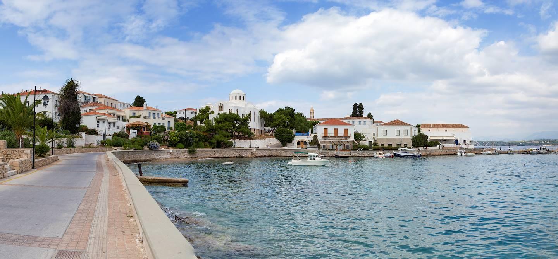 Ile de Spetses - Iles Saroniques - Grèce