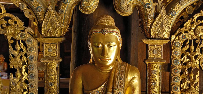 Monastère de Yokesone - Salay - Birmanie