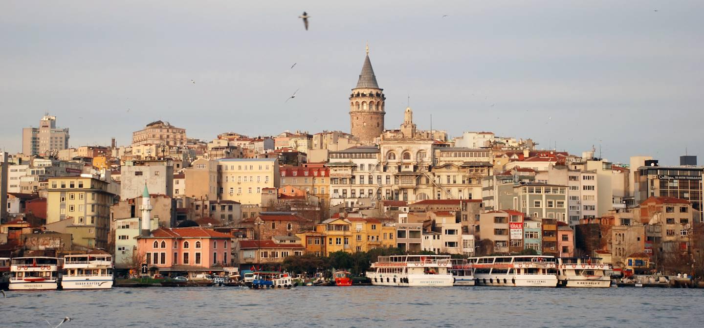 Karaköy - Quartier Beyoglu - Istanbul - Turquie