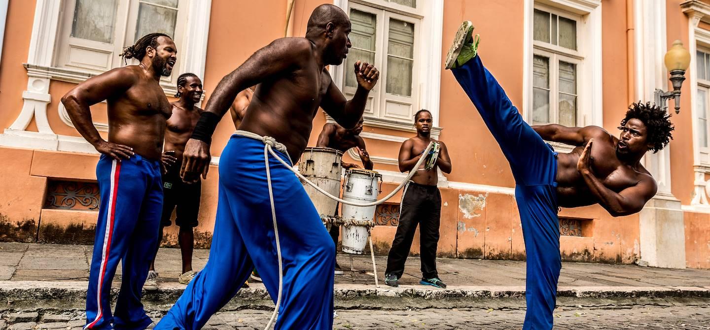 Capoeira - Brésil