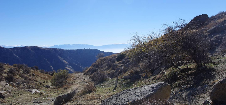 Col de Takhtakaracha - Ouzbekistan