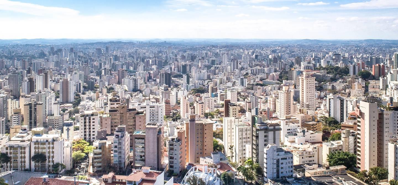 Belo Horizonte - Etat du Minas Gerais - Brésil